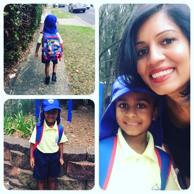 What I learnt in my first year as a School Mum and SoleParent